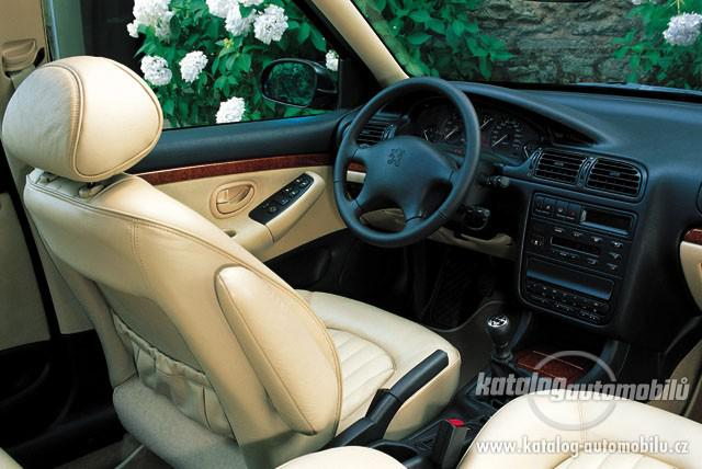 peugeot 406. Black Bedroom Furniture Sets. Home Design Ideas